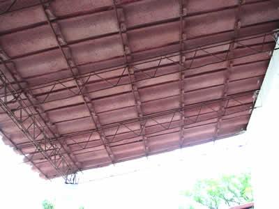 Estructuras met licas para techos de micro concreto for Como hacer una estructura metalica para techo